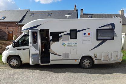 Dans l'Aisne, la communauté de communes Thierache Sambre et Oise a mis en place un bureau itinérant qui permet d'aller à la rencontre des habitants.