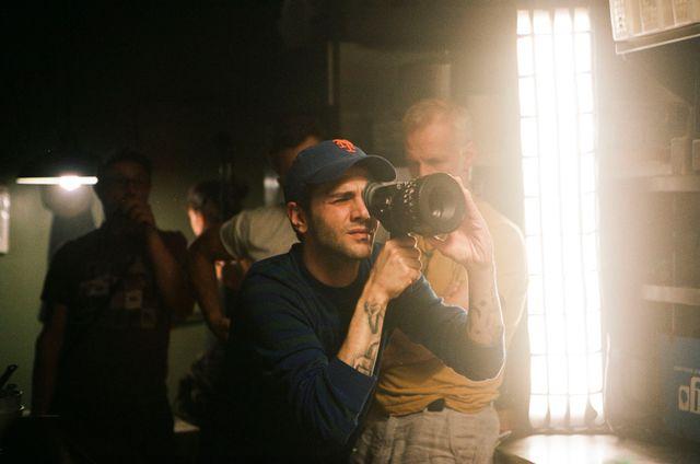 "Xavier Dolan sur le tournage de ""Ma vie avec John F. Donovan"""
