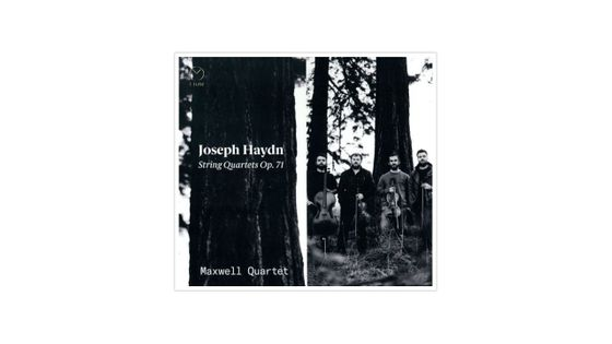Joseph Haydn : Quatuors à cordes op 71 LINN RECORDS