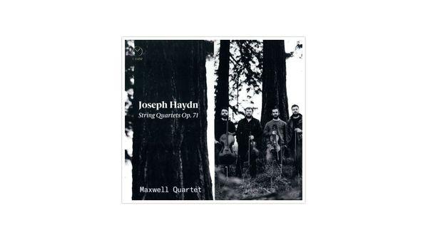 Haydn / Maxwell Quartet