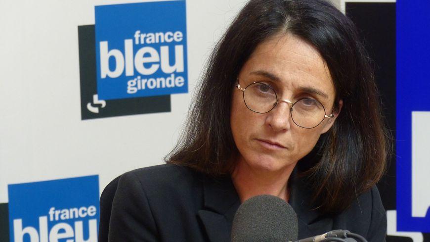 Alexandra Siarri, invitée de 'Vendredi Politique' sur France Bleu Gironde.