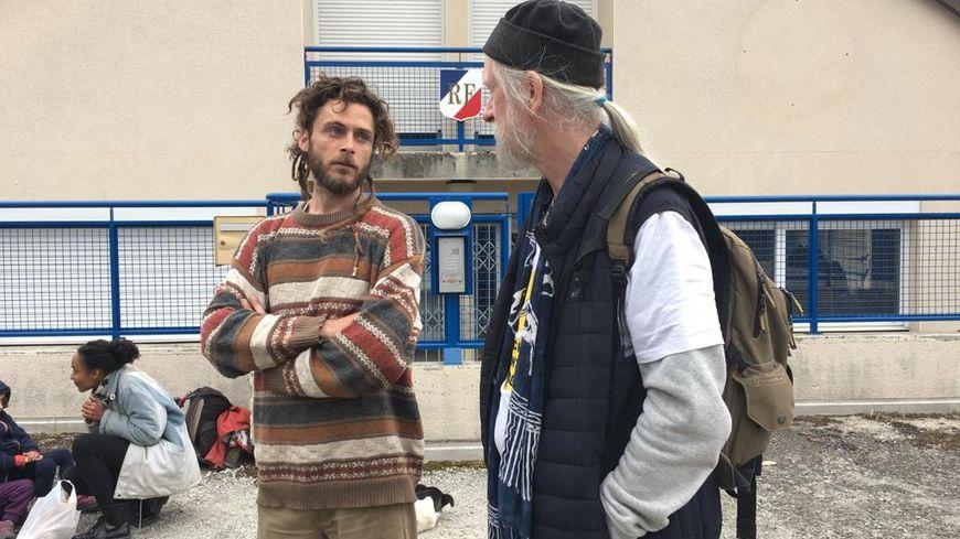 Jacob a dû s'expliquer ce dimanche, à la gendarmerie de Massat, en Ariège, sur une action menée en Bretagne en août 2018.