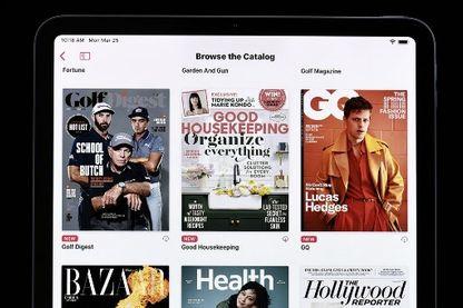 Apple va-t-il dévorer la presse ?