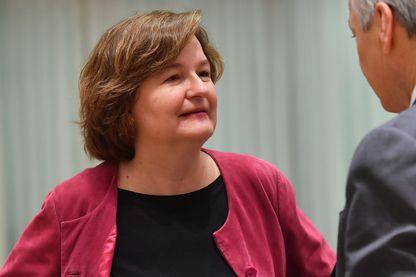 Nathalie Loiseau, ici lors des dernières réunions sur le Brexit à Bruxelles, va diriger la liste LREM aux Européennes