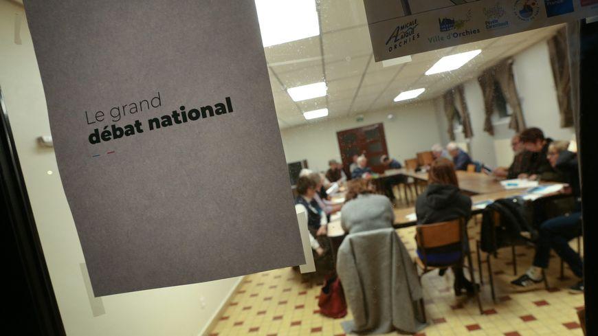 """En Loire-Atlantique, 240 réunion ont été organisées dans le cadre du """"grand débat"""""""