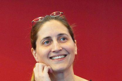 Cynthia Fleury, psychanalyste et philosophe française, enseignant la philosophie politique à l'American University of Paris et chercheur associé au Muséum national d'histoire naturelle