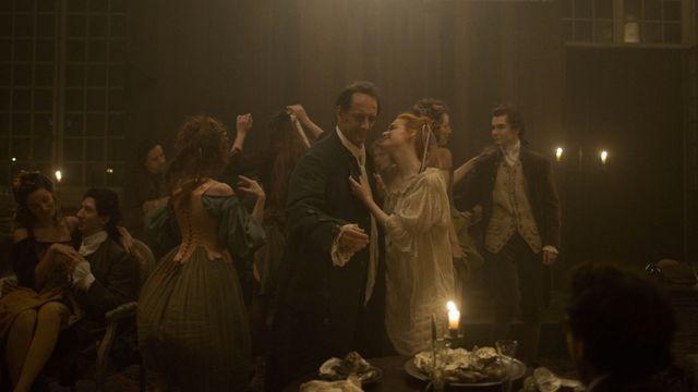 """Scène du film """"Dernier Amour"""", avec Vincent Lindon en Casanova (réalisateur : Benoît Jacquot, 2019)"""