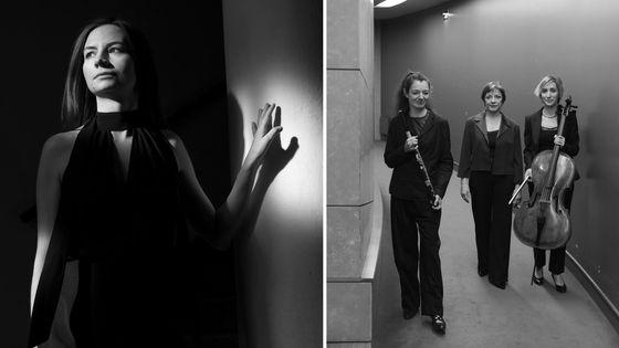 Nina Senk@Ciril Jazbec & Trio Salzedo@Jean Radel