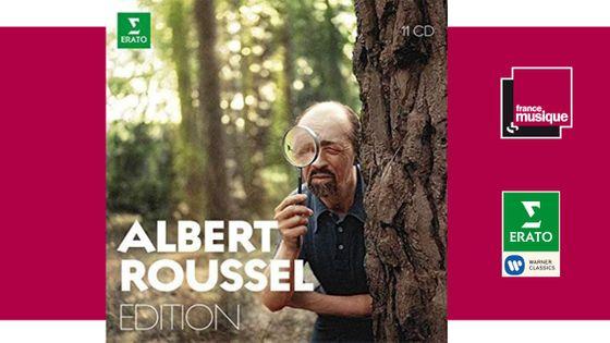 Albert Roussel - Coffret