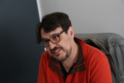 Le journaliste David Dufresne
