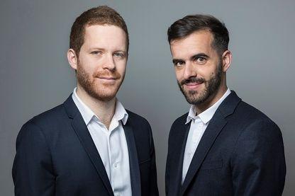 Ismael Emelien et David Amiel