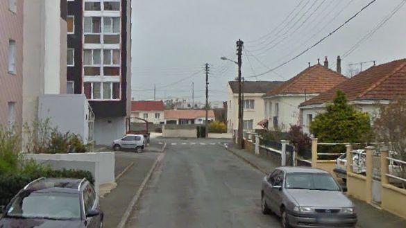 L'agression a eu lieu dans la cave d'un logement de la rue Benjamin Rabier à La Roche-sur-Yon.
