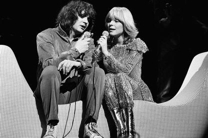 Le 10 avril 1979, le spectacle 'Starmania' était créé sur la scène du Palais des Congrès, à Paris, avec Daniel Balavoine et France Gall dans le casting initial