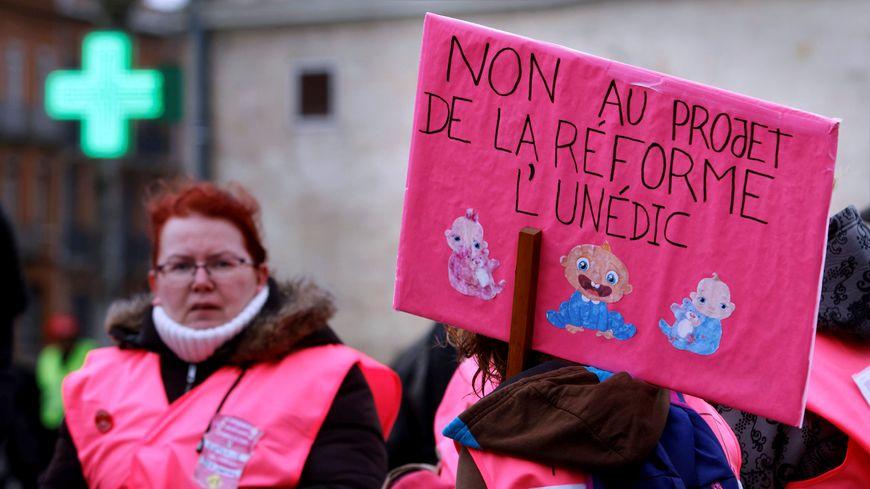 Les assistantes maternelles avaient déjà manifesté le 2 février dernier à Dax