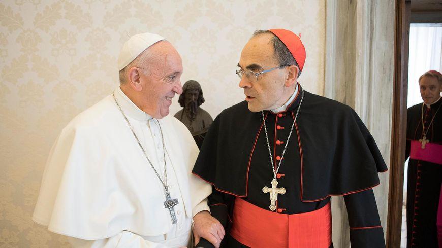 """Le Pape François évoque la """"présomption d'innocence"""" (image d'archive)"""
