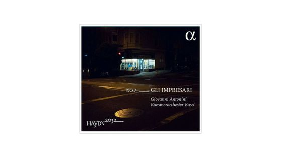 Haydn 2032, Vol. 7: Gli Impresari ALPHA