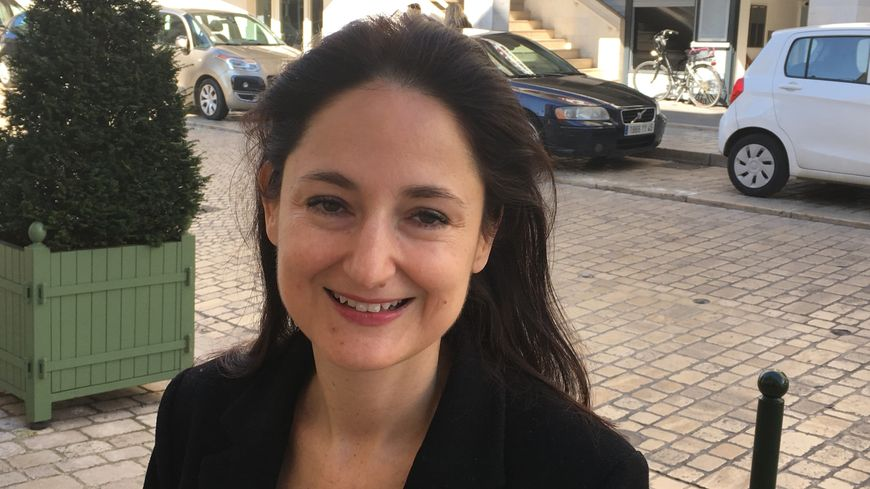 Christelle de Crémiers (EELV) a annoncé hier soir sa candidature à l'élection municipale de 2020 à Gien
