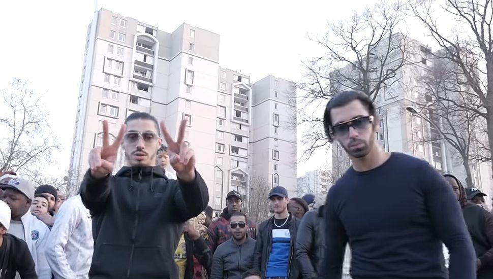 PNL de retour aux Tarterêts pour le tournage de son prochain clip