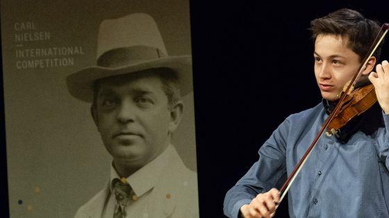 Concert Concours international Carl Nielsen