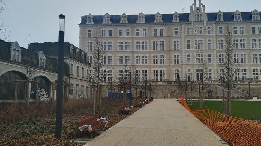 La nouvelle cité judiciaire de Poitiers