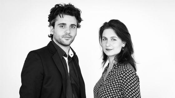Anna Besson et le Reinoud van Mechelen