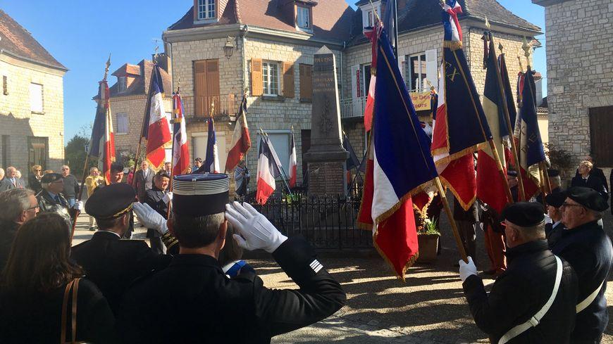 Une cérémonie d'hommage était organisée ce dimanche 31 mars, 75 ans après le massacre.