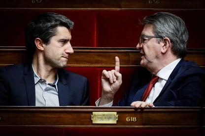 Face à face à l'Assemblée entre François Ruffin et Jean-Luc Mélenchon, un dernier conseil pour la route ?