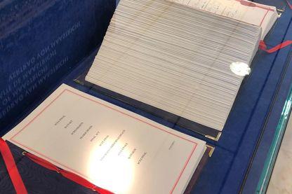Le traité de Maastricht signé en 1992