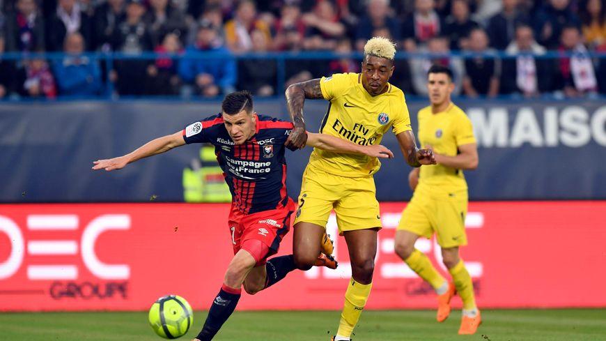La saison passée le SM Caen avait grappillé le nul face à Paris à d'Ornano