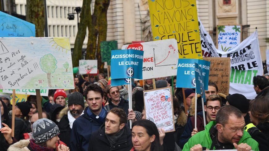 Le 16 mars, ce sera la 5e marche nationale pour le climat