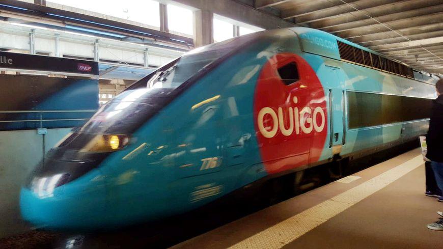 Le trafic SNCF est suspendu entre Paris et Poitiers ce lundi matin en raison d'une manifestation sur les voies à Vendôme (Loi-et-Cher)