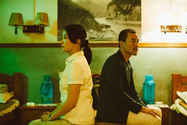 Zhao Tao et Liao Fan