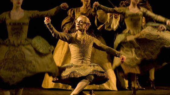 Hippolyte et Aricie de Rameau, ici dans la mise en scène d'Ivan Alexandre en 2012 à l'Opéra national de Paris