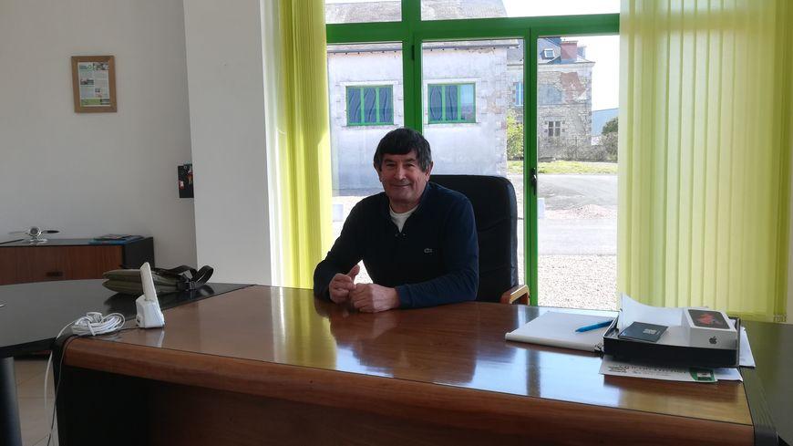 Mécanicien de formation, Gilles Breuzin s'est lancé dans la chimie verte au début des années 90