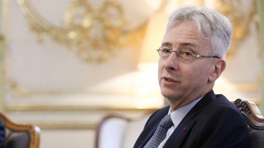Didier Lallement, 62 ans, a géré avec autorité les manifestations des gilets jaunes à Bordeaux.
