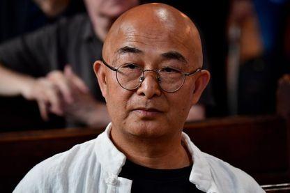 Liao Yiwu écrivain et dissident chinois, emprisonné après avoir dénoncé la répression des manifestations de la place Tian'anmen de 1989.