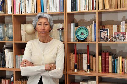 Martine Segalen, ethnologue, spécialisée dans la famille et la parentalité.