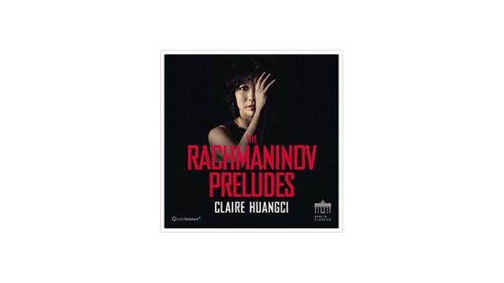The Rachmaninov preludes BERLIN CLASSICS