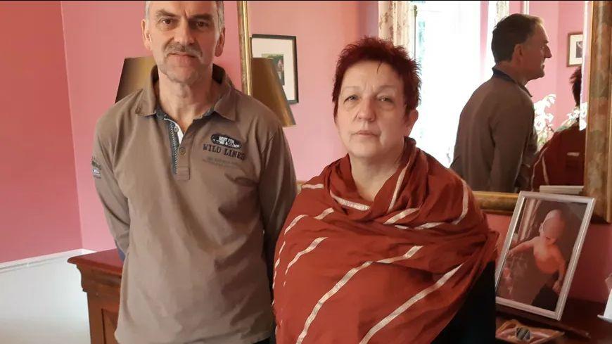 Lydie et Patrice Maninchedda se sont battus sans relâche pour faire revenir leurs petits-enfants de Syrie. Ils espèrent pouvoir bientôt les accueillir chez eux à Libercourt (Pas-de-Calais)