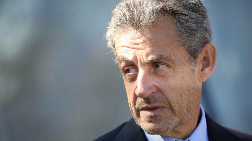 Nicolas Sarkozy, le 21 mars 2019 à Paris