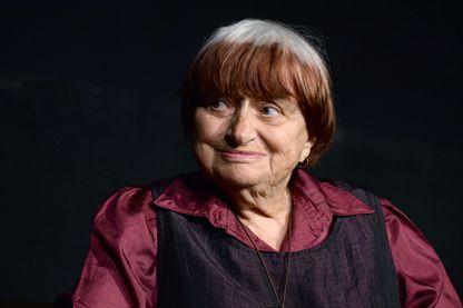 Agnès Varda (1928-2019) photographe, réalisatrice et documentariste française.