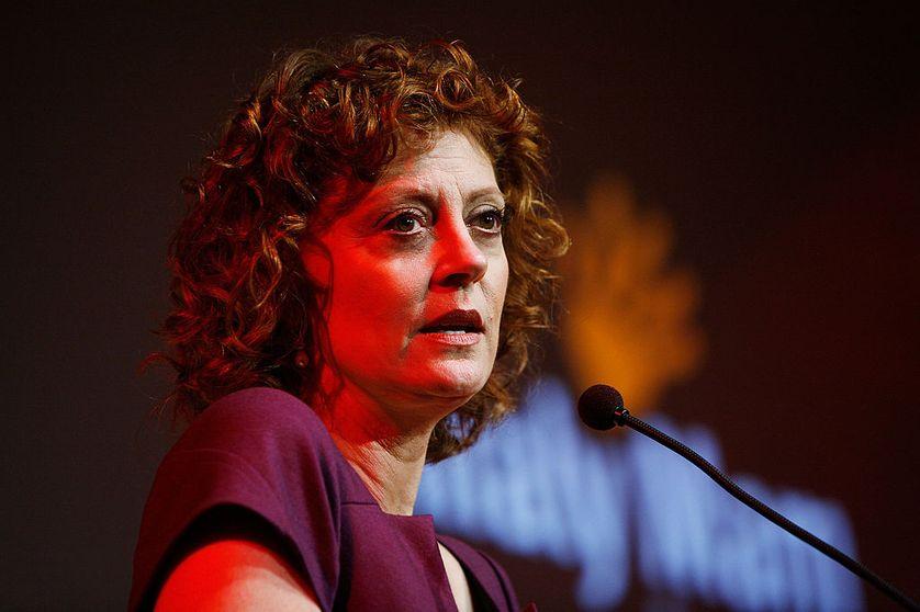 Susan sarandon m re militante et actrice - La grande table france culture ...