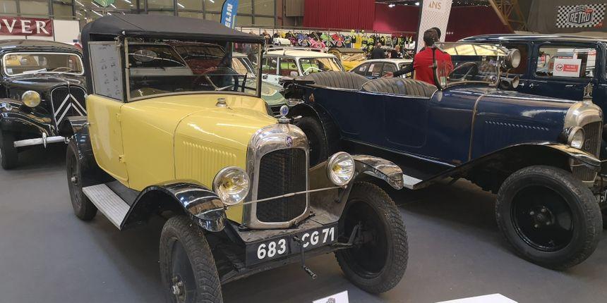 Citroën célèbre ses 100 ans