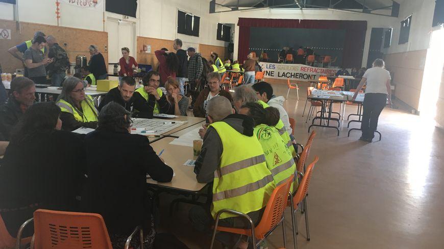 Des Assemblées Citoyennes ont eu lieu ce dimanche dans le quartier Saint-Jacques de Clermont-Ferrand