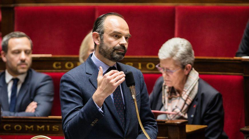 Séance de questions au Gouvernement à l'Assemblée nationale, en présence d'Édouard Philippe le 19 mars 2019