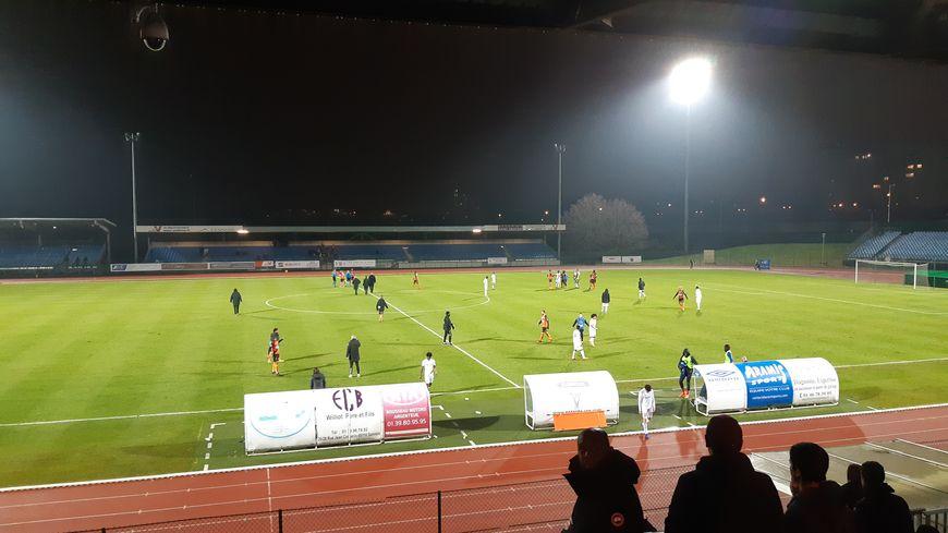 Le Stade lavallois s'est imposé à Sannois 2-1.