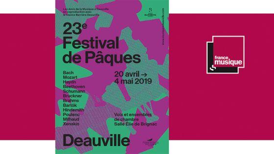 23e Festival de Pâques de Deauville