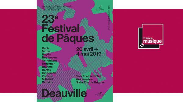 23e édition du Festival de Pâques de Deauville du 20 avril au 4 mai 2019