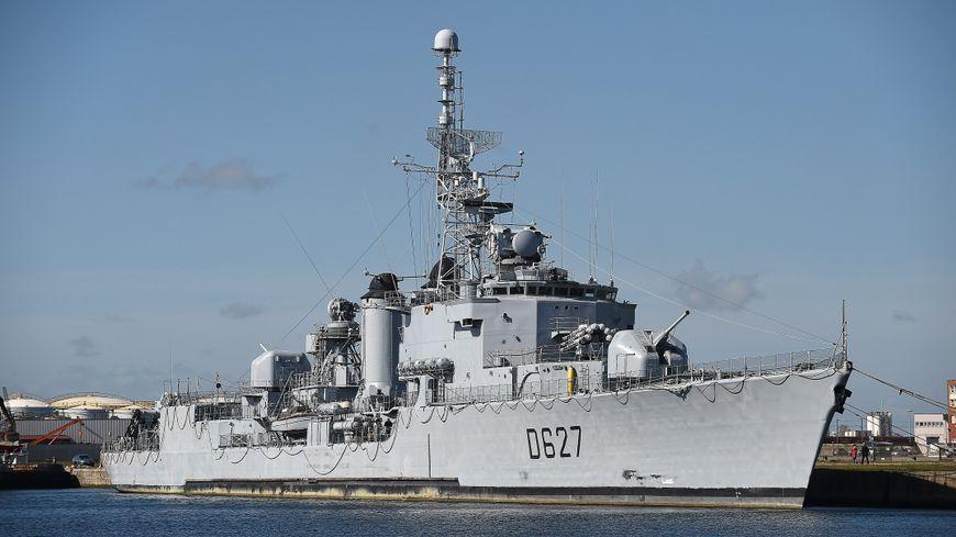Un escorteur de la Marine Nationale (image d'illustration)