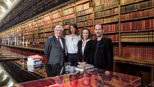 Jean-Pierre Chevènement, Vincent Jarousseau, Flore Vasseur : réparer la France